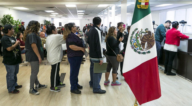 Mexican Immigrants In The U S Can Now Get Birth