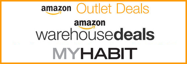 Find great deals on new and used items with Amazon Warehouse and Amazon Outlet.
