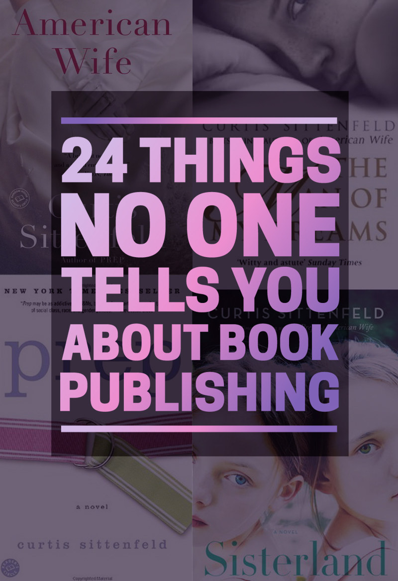 24 Things No One Tells You About Book Publishing