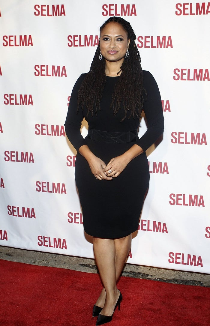 Selma director Ava DuVernay.