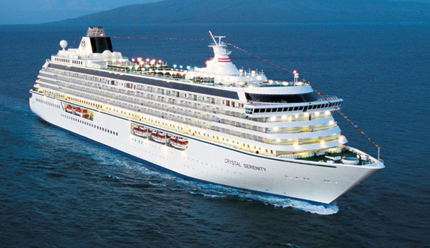 This Woman Spends Six Figures To Live On A Cruise Ship