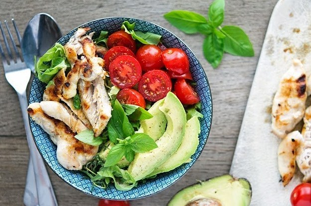 23 Low Carb Lunches That Will Actually Fill You Up