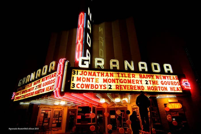 This Art-Deco movie theater built in 1946 has been, at various times, a movie house, a music hall, a movie theater renowned for cult classic double features, and a modern music venue. Each incarnation has brought superb performances — from Brando to the Allman Brothers — to Dallas fans.