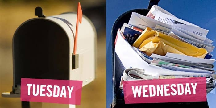 10 Problems Only Pen Pals Have
