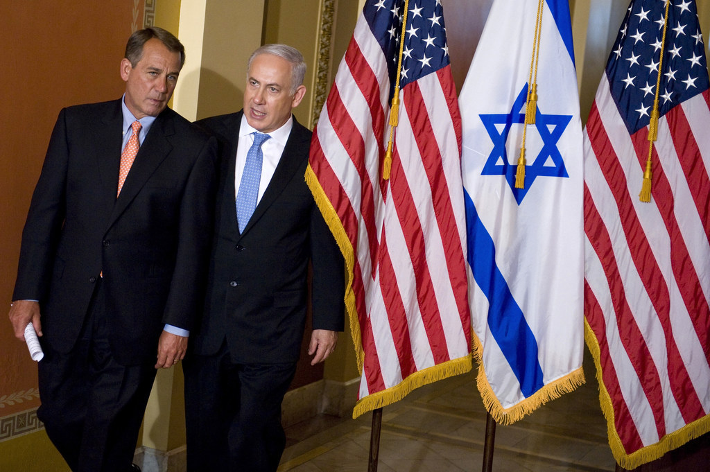 "White House: Boehner's Invitation To Netanyahu Was A ""Breach Of Protocol"""