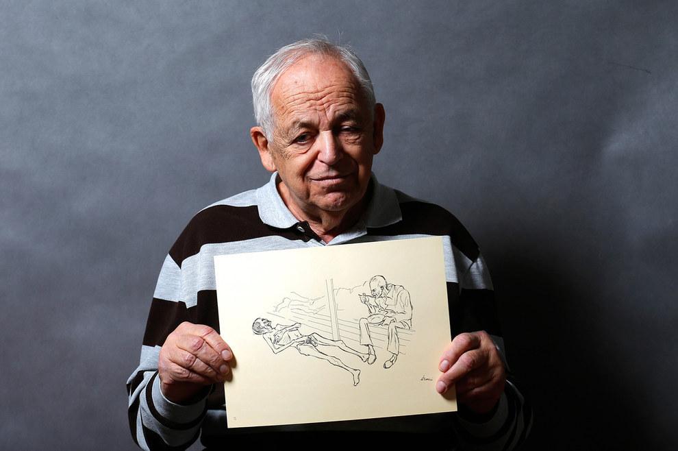 Lajos Erdelyi, 87