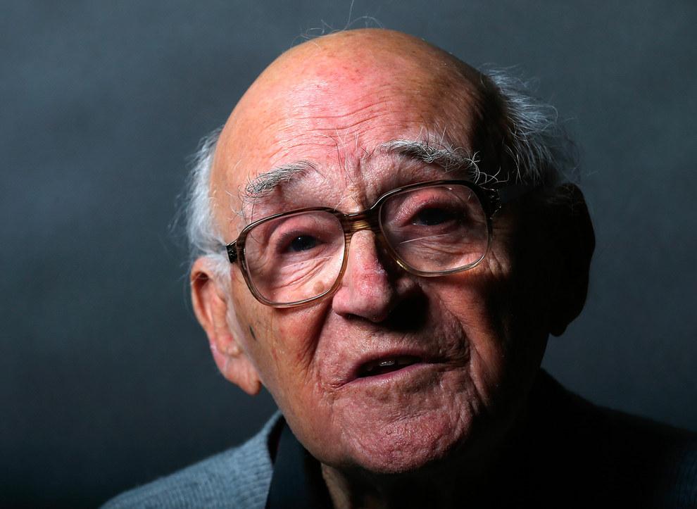 Laszlo Bernath, 87