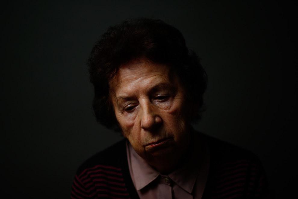 Barbara Doniecka, 80