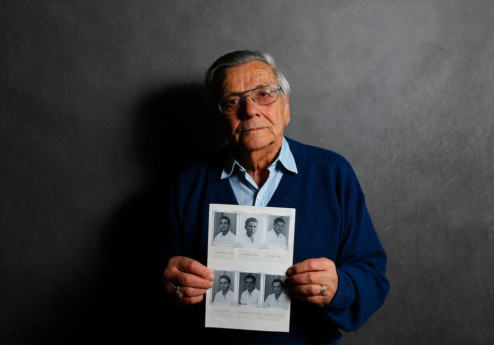 Imre Varsanyi, 86