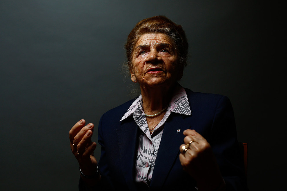 Maria Stroinska, 82