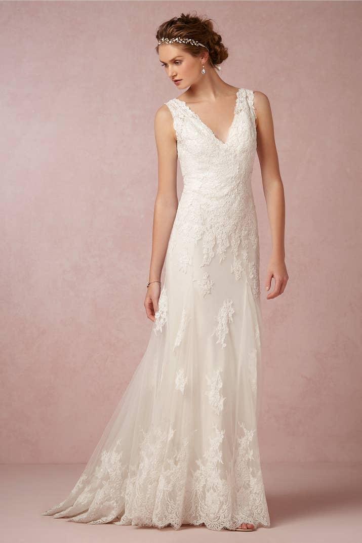 39 vestidos de novia con detalles de espalda maravillosos que te van ...