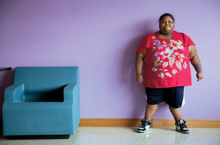 Prader-Willi syndrome is a rare genetic disease that keeps those who have it, like 13-year-old Rachelle Ross-Williams, from being able to feel full, leading to a lifetime of battling the urge to eat at the risk of obesity, illness, and, sometimes, death. Kim Tingley chronicles Rachelle's time in an inpatient facility as her mother tries to keep her alive. Read it at The New York Times Magazine.