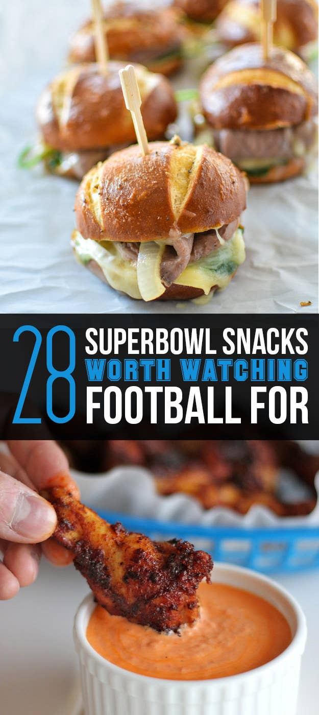 80 super bowl food ideas buzzfeed 18 super bowl snacks that make 28 super bowl snacks worth watching football for forumfinder Choice Image