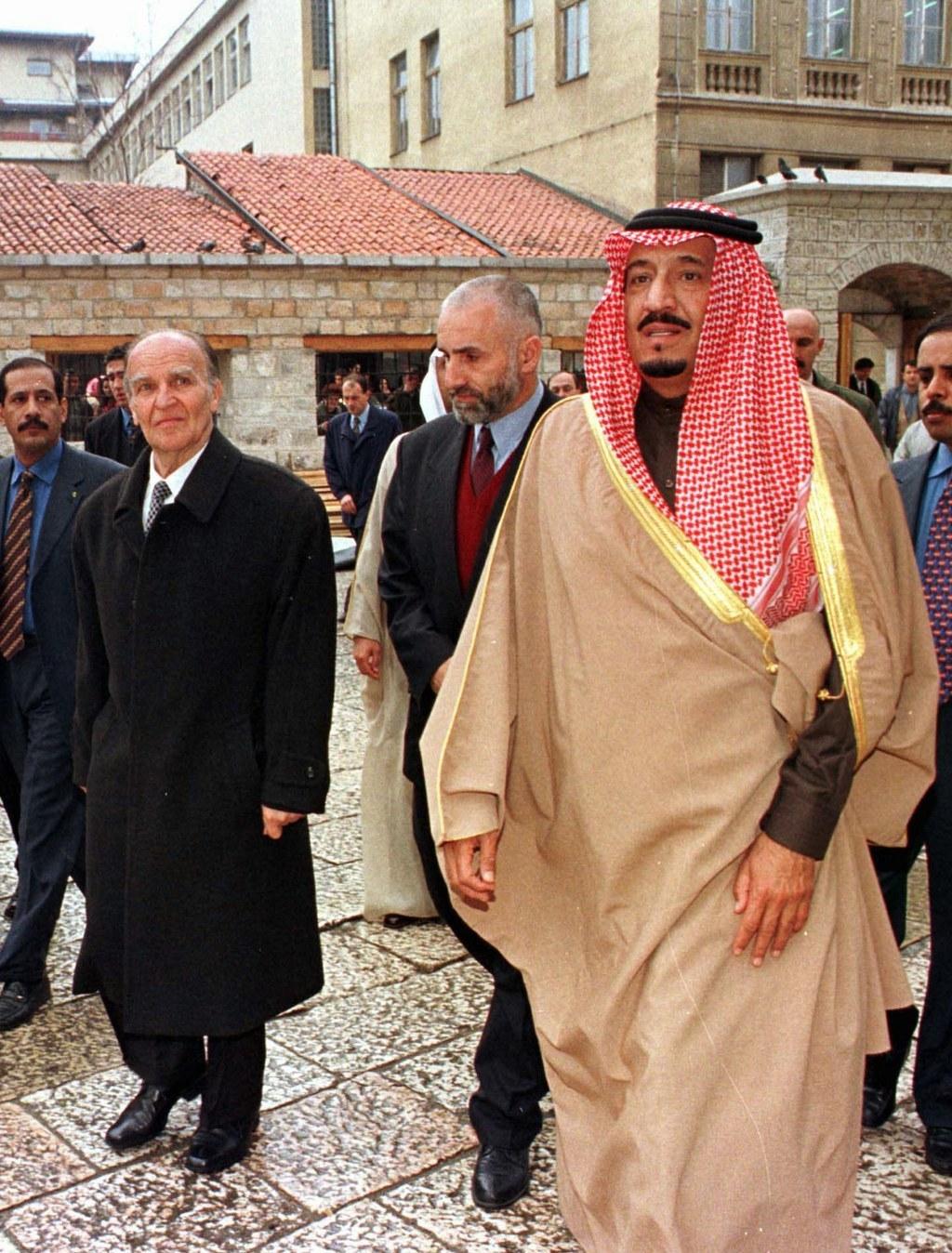 Meet The New King Of Saudi Arabia