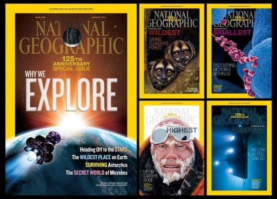 Do you have a cupboard full of yellow from all your National Geographic subscriptions?Spend your days writing about the greatest discoveries. There are plenty of Creative Non Fiction Writing courses including graduate diplomas or full Masters programs available