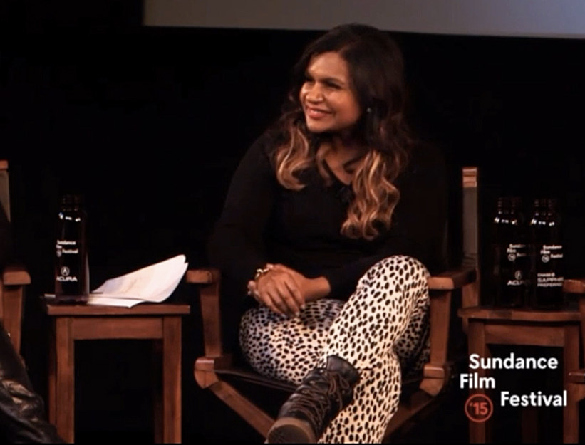 The Secret Behind Mindy Kaling's Success Is Incredible