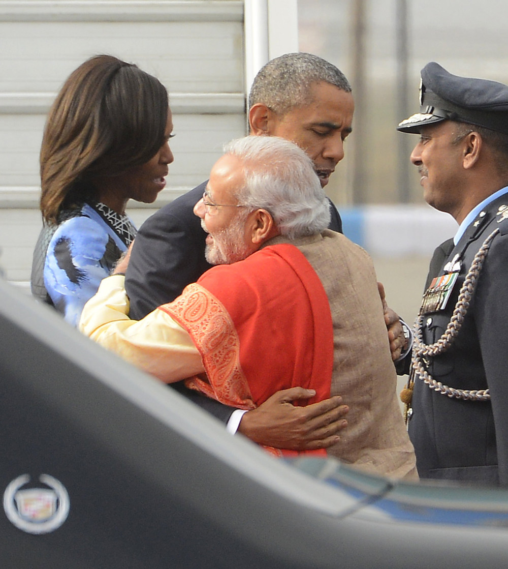 """""""Breakthrough"""" In India-U.S. Nuclear Deal, But Smaller Steps On Climate"""