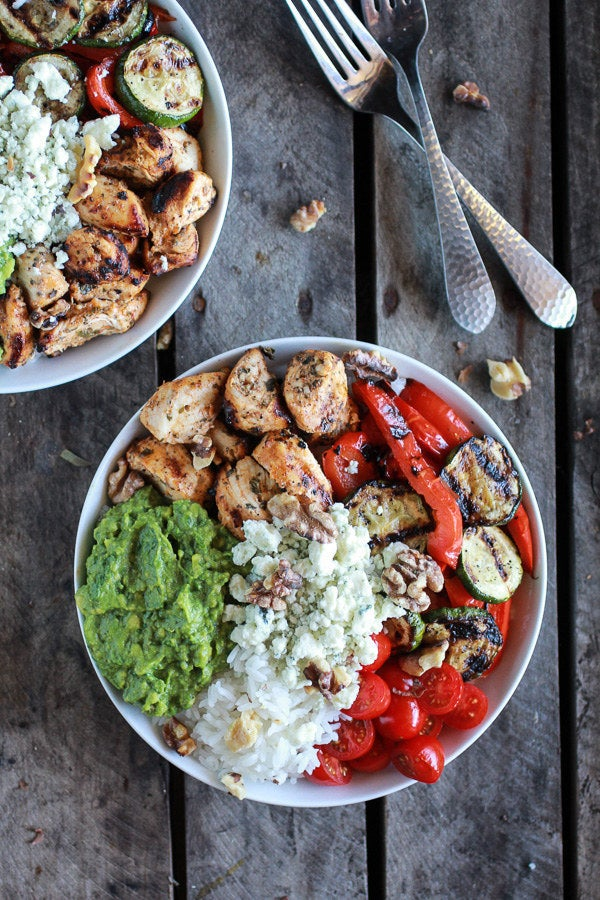 21 Healthy And Delicious One Bowl Meals