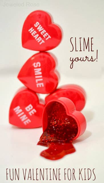 23 NoCandy Valentines Kids Will Love Even More Than Sugar