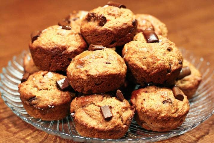 recipe: buzzfeed tasty banana muffins [16]