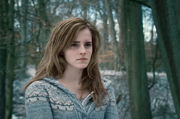 23 Signs You May Be Hermione Granger