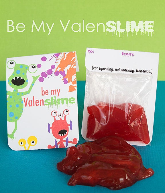 Get the printable and learn how to make the slime at Stitch/Craft.