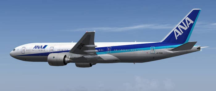 All Nippon Airways got 9th Position in 2015 by Air Line Rating.