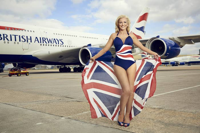 British Airways got 10th position in 2015 by Air Line Rating.