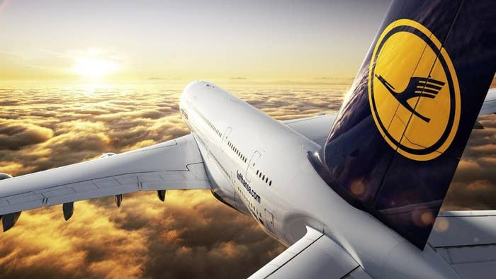 Lufthansa Airlines amazingly got 8th position in 2015 by Air Line Rating.