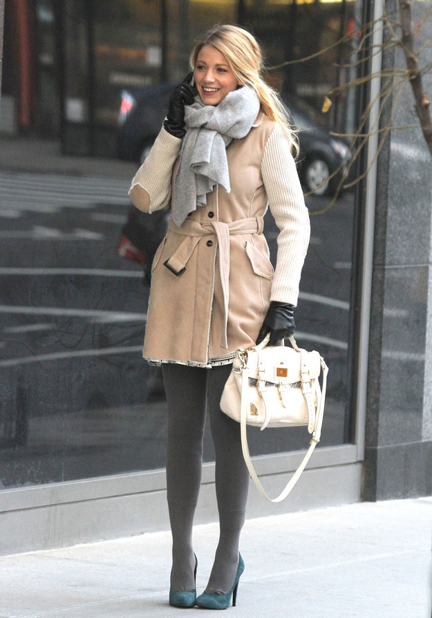 17 Times u0026quot;Gossip Girlu0026#39;su0026quot; Serena Van Der Woodsen Was Your Style Icon