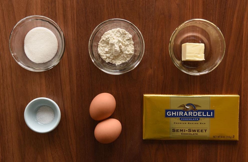 Easy lava cake recipes