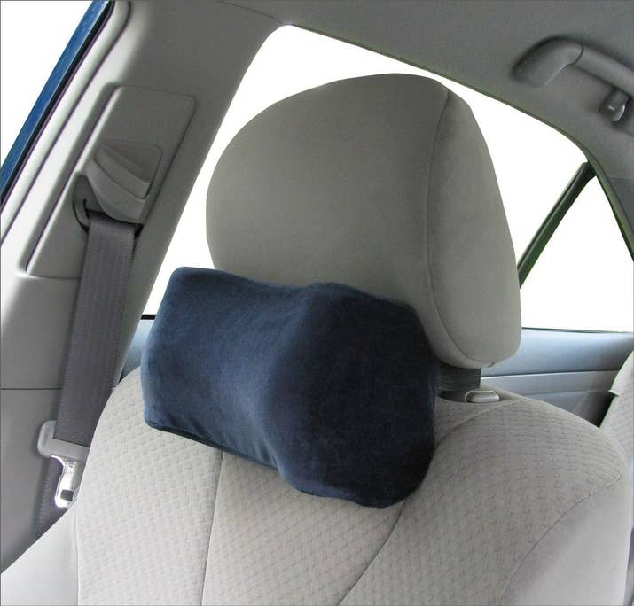 10 Protect Your Neck With TravelMates Memory Foam Pillow