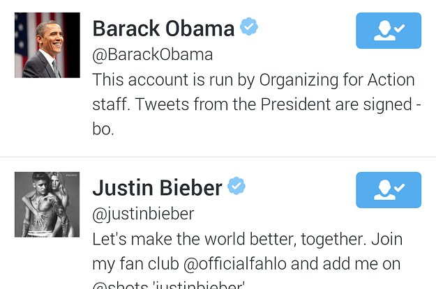 My Twitter Group Chat With Barack Obama And Justin Bieber ...