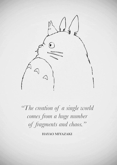 Spirited Away Quotes Adorable 21 Amazingly Profound Quotes From Hayao Miyazaki