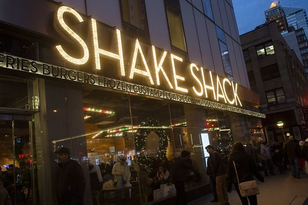 What was shake shack ipo
