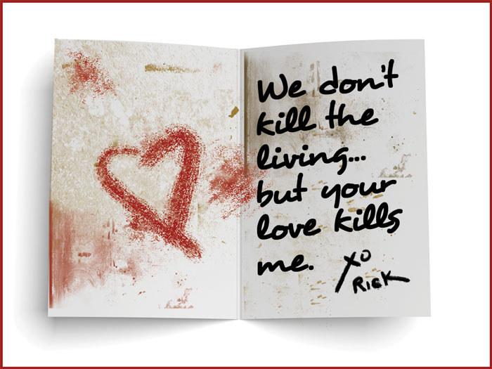 1. Rick Grimes