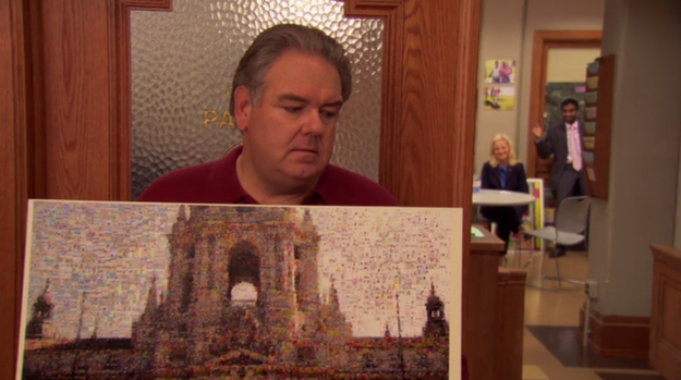 Can You Tell What Jerry From Quot Parks And Recreation Quot Has