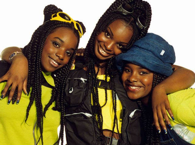 """The U.K. sister act blew up in 1998 with their album Comin' Atcha! and its hit single, """"Cleopatra's Theme."""" They dropped another album in 2000, then disappeared. Their last performance together was in 2009. Cleo Higgins, the lead singer of the group, went off on her own in 2013. She made it to the semi-finals of the U.K.'s The Voice."""