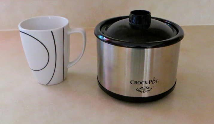 Both Crock Pots and rice cookers come in smaller sizes. All you need for each is a wall outlet, and you can easily make things like brown rice or shredded chicken breasts with minimal effort. (Just remember to size any large recipes down accordingly.)