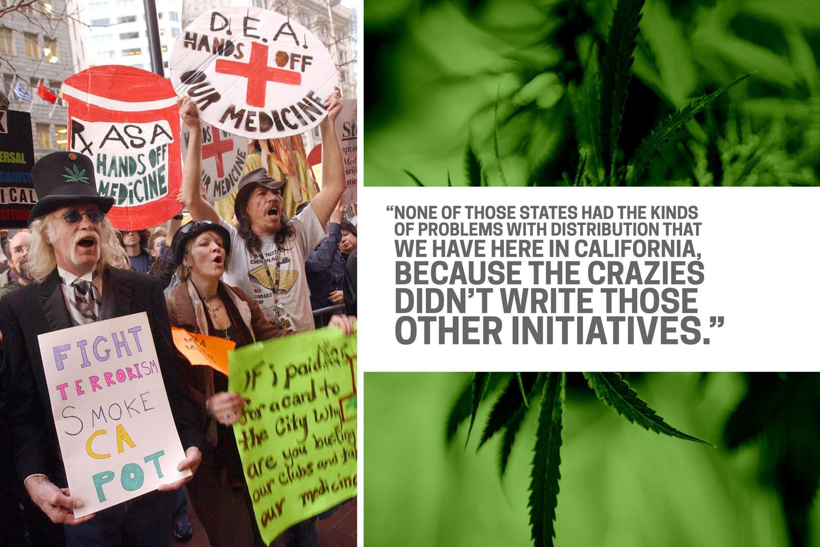 Why Hasn't California Legalized Marijuana Yet?