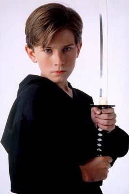 Then: By the age of 12, Michael was already a black belt and was spotted in karate class by a casting director for 3 Ninjas.