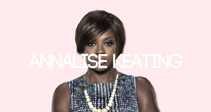 Yeah, I lied; I really don't feel bad about this one. Annalise Keating definitely isn't perfect, but she definitely is badass. She has a high-flying law career, she is unapologetic in her approach to dealing with crap (which she gets a lot of), and she knows what she wants and how to get it. Ehh, she errs on the side of condoning murder and she's definitely pretty manipulative, but she's not nearly as bad as some of the other people on this list, and at least as awesome. It's what makes her likable. Damn, I want to be her- or at the very least, one of the Keating Five.