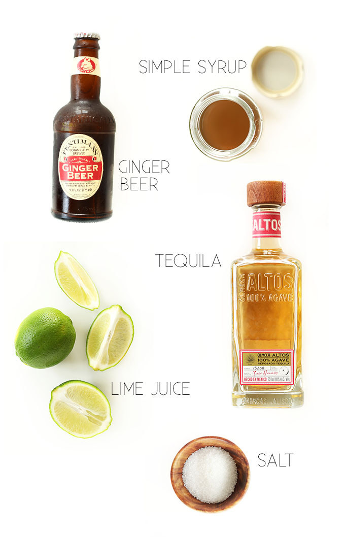 Easy tequila mixed drink recipes