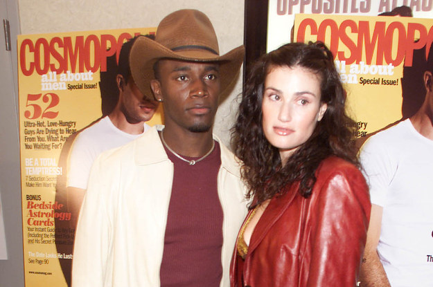 Taye Diggs, Idina Menzel Attend Charity Event - TV Fanatic  Idina Menzel And Taye Diggs Rent