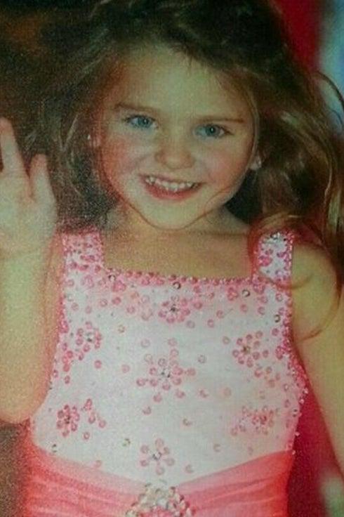 Sailor Gutzler, 7, sole survivor of the plane crash