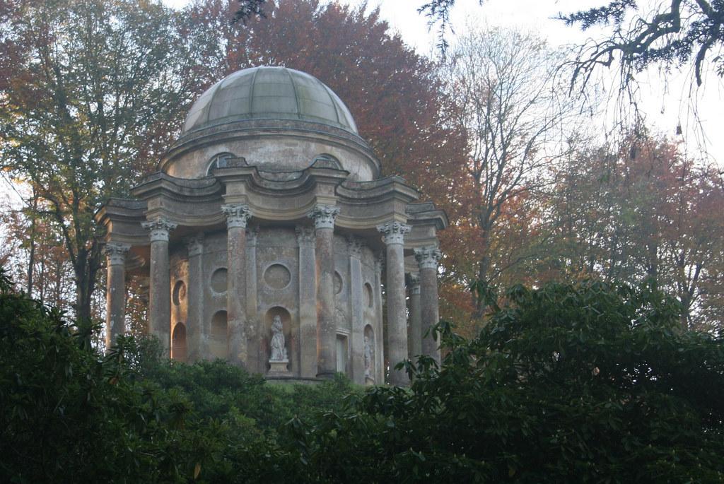 Templo de Apolo en Wiltshire