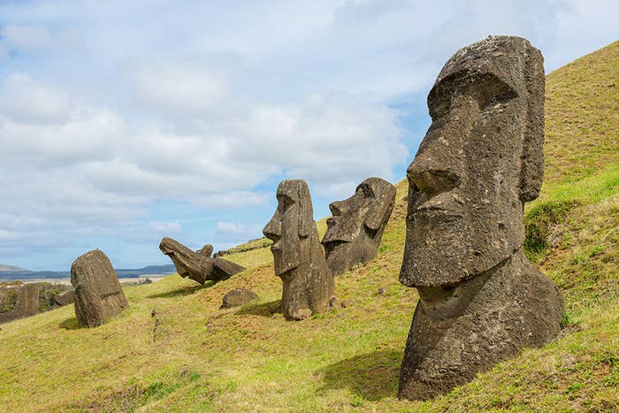 One of the few places on this list that doesn't involve any sort of paranormal activity, the reason why the Easter Island statues are begging to be further investigated is because there is simply no explanation as to why they exist. Although about 200 natives live on the island, even they do not know or have ancestors of the statues' creators. What is particularly strange is that they reach up to fifty feet tall and it doesn't seem likely that all the materials could have actually come from Easter Island.
