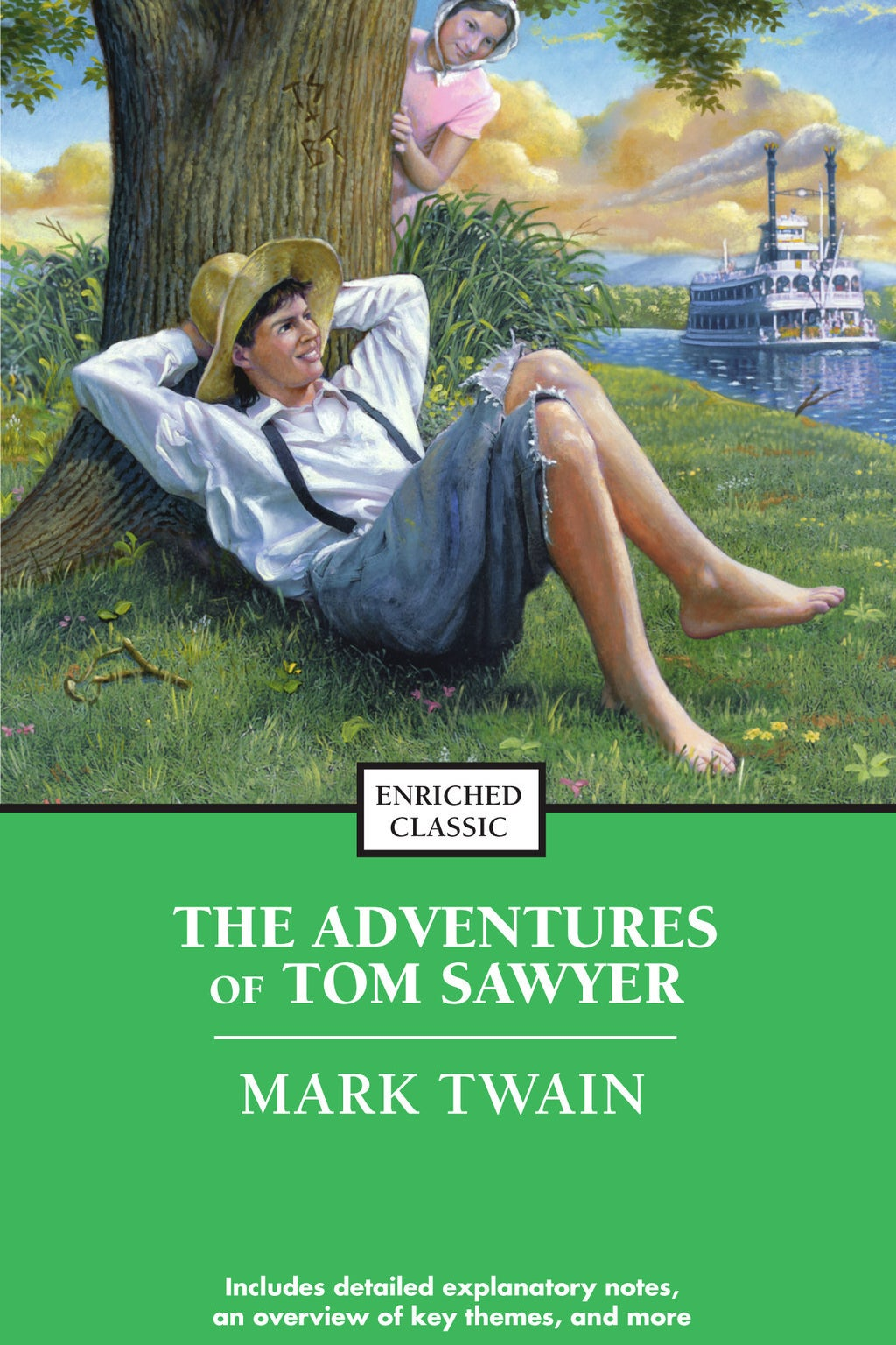 a review of samuel clemens the adventures of tom sawyer The adventures of tom sawyer by samuel l clemens, 1931 be the first to write a review the adventures of tom sawyer, a complete edition of the famous story by.