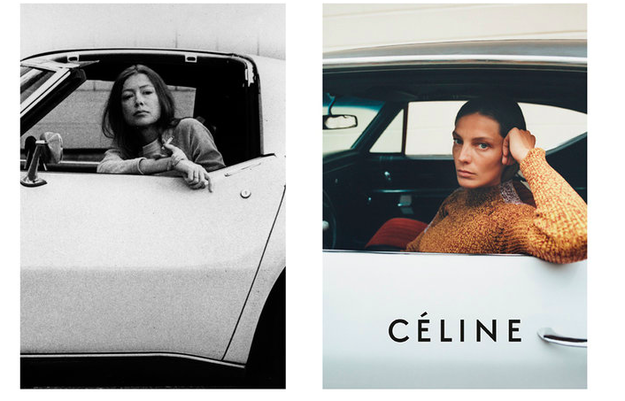 celine designer sve3  Didion, like C茅line designer Phoebe Philo, exudes an understated effortless  cool And plus, it's obvious that Philo's already pretty influenced by  Didion