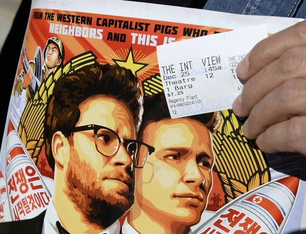 """""""The Interview"""" Has Made Nearly Seven Times More Online Than At The Box Office"""